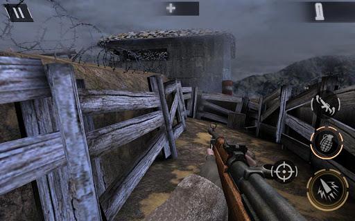 Call of World War 2 : Battlefield Game filehippodl screenshot 1