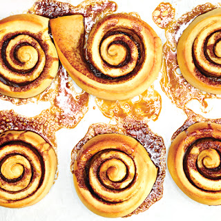 The Best Cinnamon Buns.