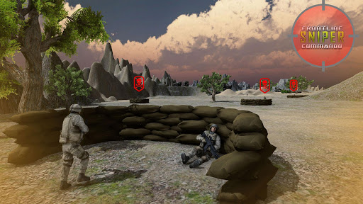 Army Sniper Fury Kill Shot Bravo - FPS War Games 1.1 Mod screenshots 4