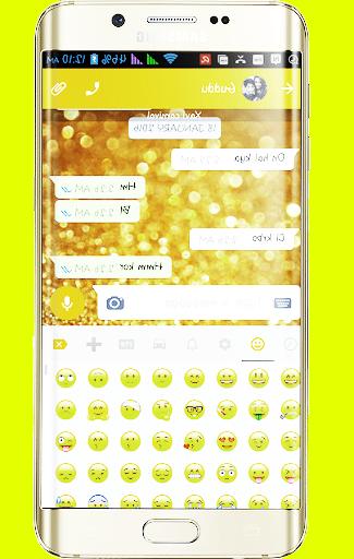 وتس تاج الذهبي بلس بدون حضر screenshot 1
