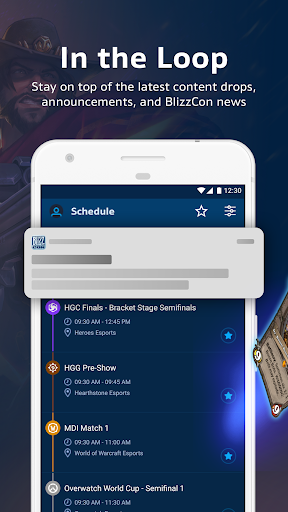 BlizzCon Mobile for Android apk 4