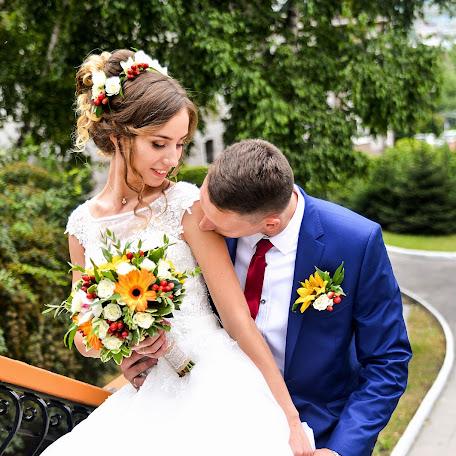 Wedding photographer Yana Scherbinina (yanochka). Photo of 16.02.2018