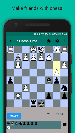 Chess Time® Pro - Multiplayer- screenshot thumbnail