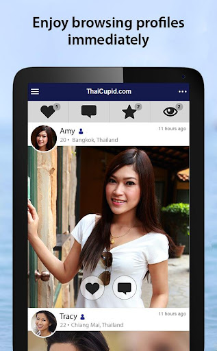 ThaiCupid - Thai Dating App 2.1.6.1561 screenshots 10