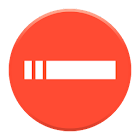 Quit smoking slowly SmokeFree icon