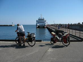 Photo: Überfahrt nach Gdansk