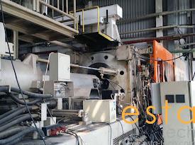 Krauss Maffei KM4000-62000MC (2006) Plastic Injection Moulding Machine