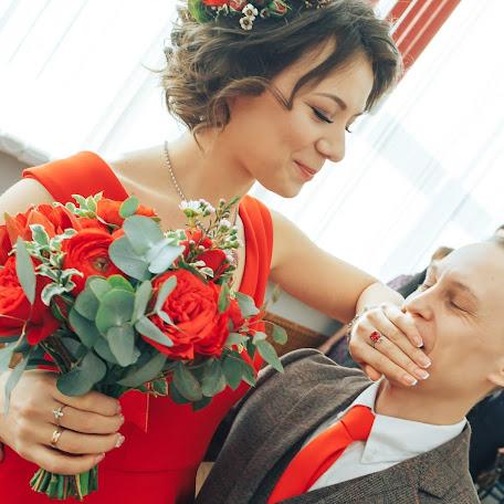 Wedding photographer Artem Agarkov (AgarkovFoto). Photo of 13.02.2018