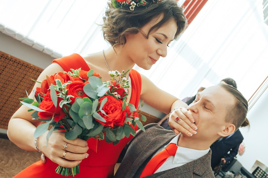 Свадебный фотограф Артем Агарков (AgarkovFoto). Фотография от 13.02.2018