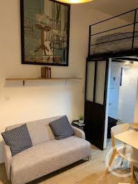 Studio meublé 15,9 m2