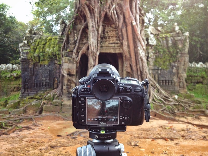 Photo: Workshop Cambodia 2012 || Ta Som Temple  Another day, another ancient temple, and the most beautiful banyan tree I've ever seen.  It's no wonder why the banyan tree is the national symbol of Cambodia. They seem to be everywhere here, clutching one ancient ruin after the next with their tangled and beautiful roots.  This was one of many destinations we explored today during day 4 of our Cambodia Workshop.  (iPhone and Snapseed)  #TGLcambodia #BlameTheMonkey #TreeTuesday