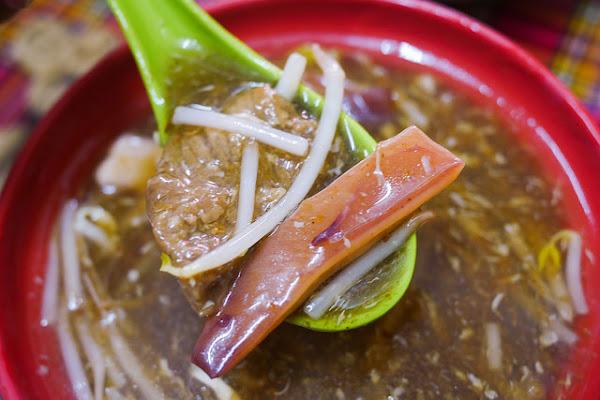 神農沙茶魷魚羹‧肉羹