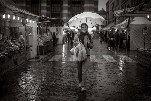 Spesa con pioggia di wam1975