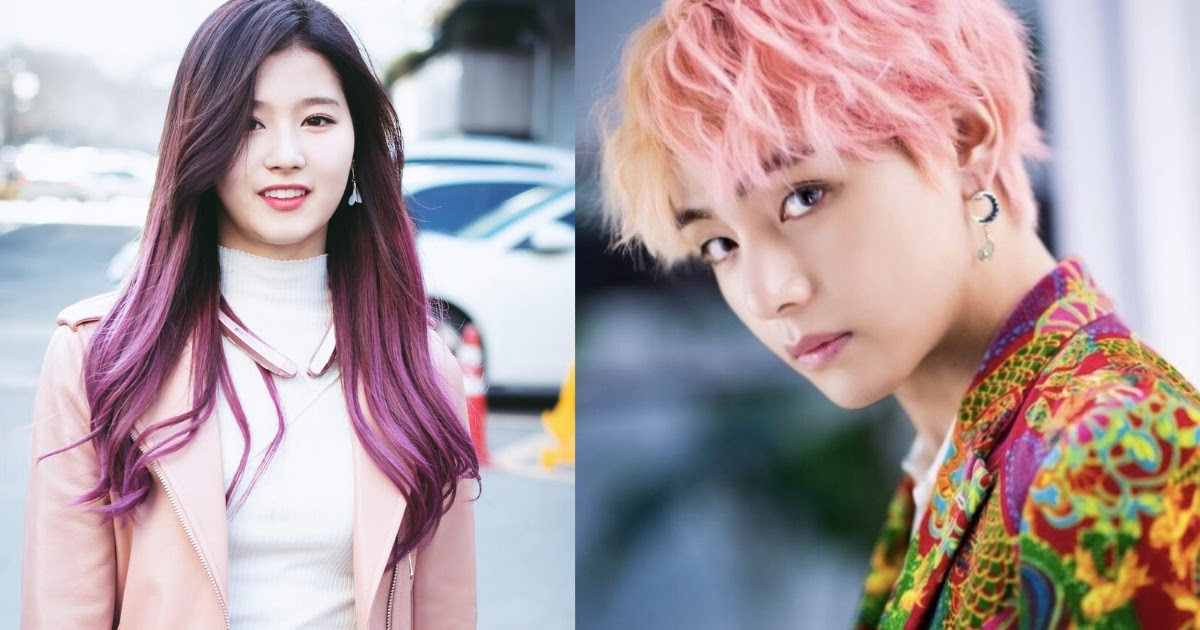 Excellent 11 K Pop Idols Who Rocked Two Toned Hair And Totally Owned It Schematic Wiring Diagrams Amerangerunnerswayorg