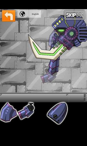 Transform! Dino Robot - Mammoth 1.0.0 screenshots 3