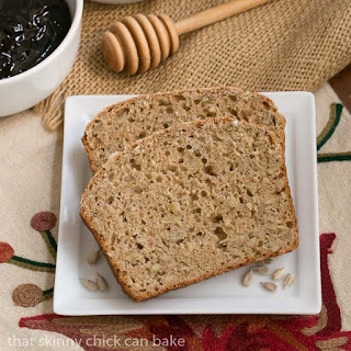 Sunflower Whole Wheat Bread #TwelveLoaves