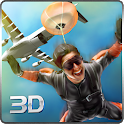Sky Dive Airplane Simulator 3D icon