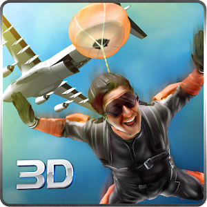 Sky Dive Airplane Simulator 3D for PC and MAC