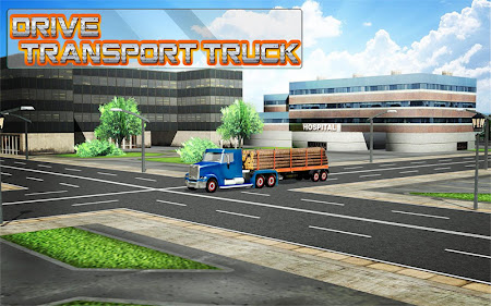 Modern Truck Driving 3D 1.1 screenshot 40678