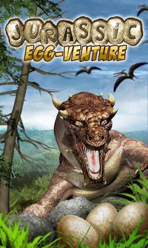 Jurassic Egg-venture