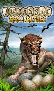 Jurassic Egg-venture - náhled