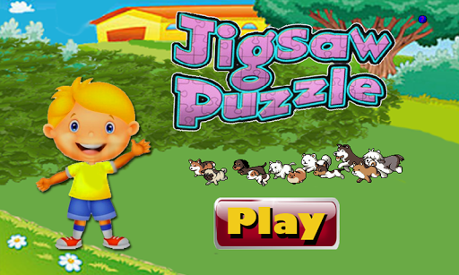Animal Jigsaw Puzzles Free
