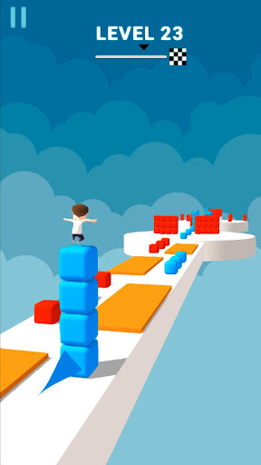 Cube Tower Stack Surfer 3D - Race Free Games 2020 filehippodl screenshot 7