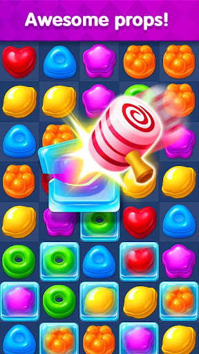 Candy Legend 1.6.3181 gameplay | by HackJr.Pw 6
