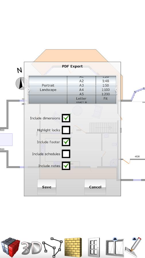 RedStick Site CAD - screenshot