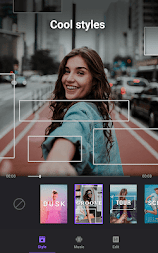 Video Maker of Photos with Music & Video Editor APK screenshot thumbnail 2