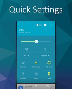 CM 12.1 TouchWiz S6 Theme v1.4