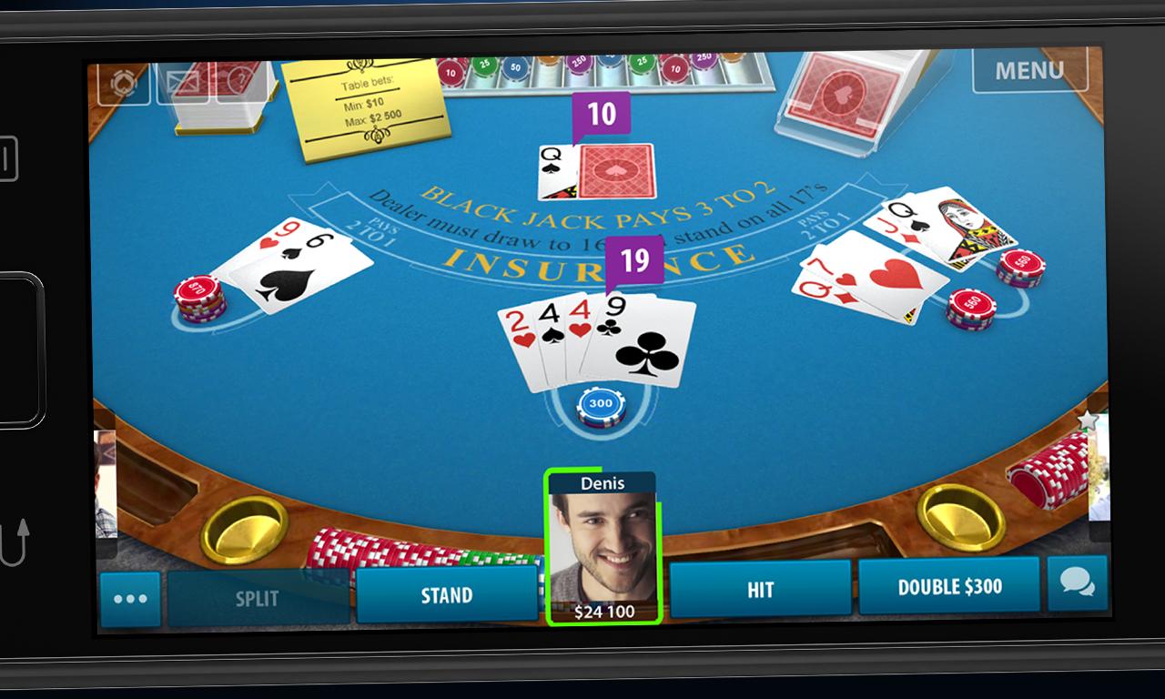 blackjack online casino  app