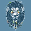Rastafarian Lion GO Keyboard icon