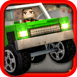 Crafting Cars: Car Racing Game Icon