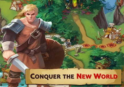 Braveland Heroes Mod Apk Download For Android and Iphone 6
