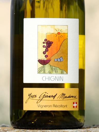 Chignin - Cépage Jacquère - Domaine Yves Girard-Madoux - Vin de Savoie