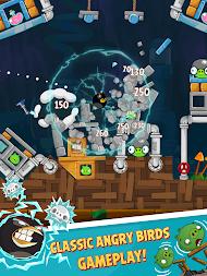 Angry Birds Classic APK screenshot thumbnail 9