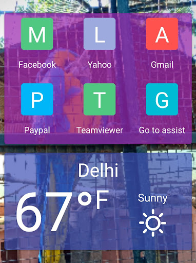 Screenshot for Blue parrot browser in United States Play Store