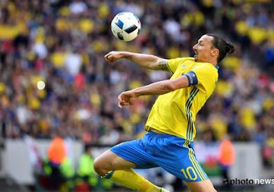 """Ibrahimovic op zijn gekende wijze in aanloop naar het duel tussen Zweden en Italië: """"Door mijn afwezigheid is het niveau omlaag gegaan"""""""