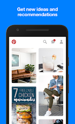 Pinterest APK screenshot thumbnail 1