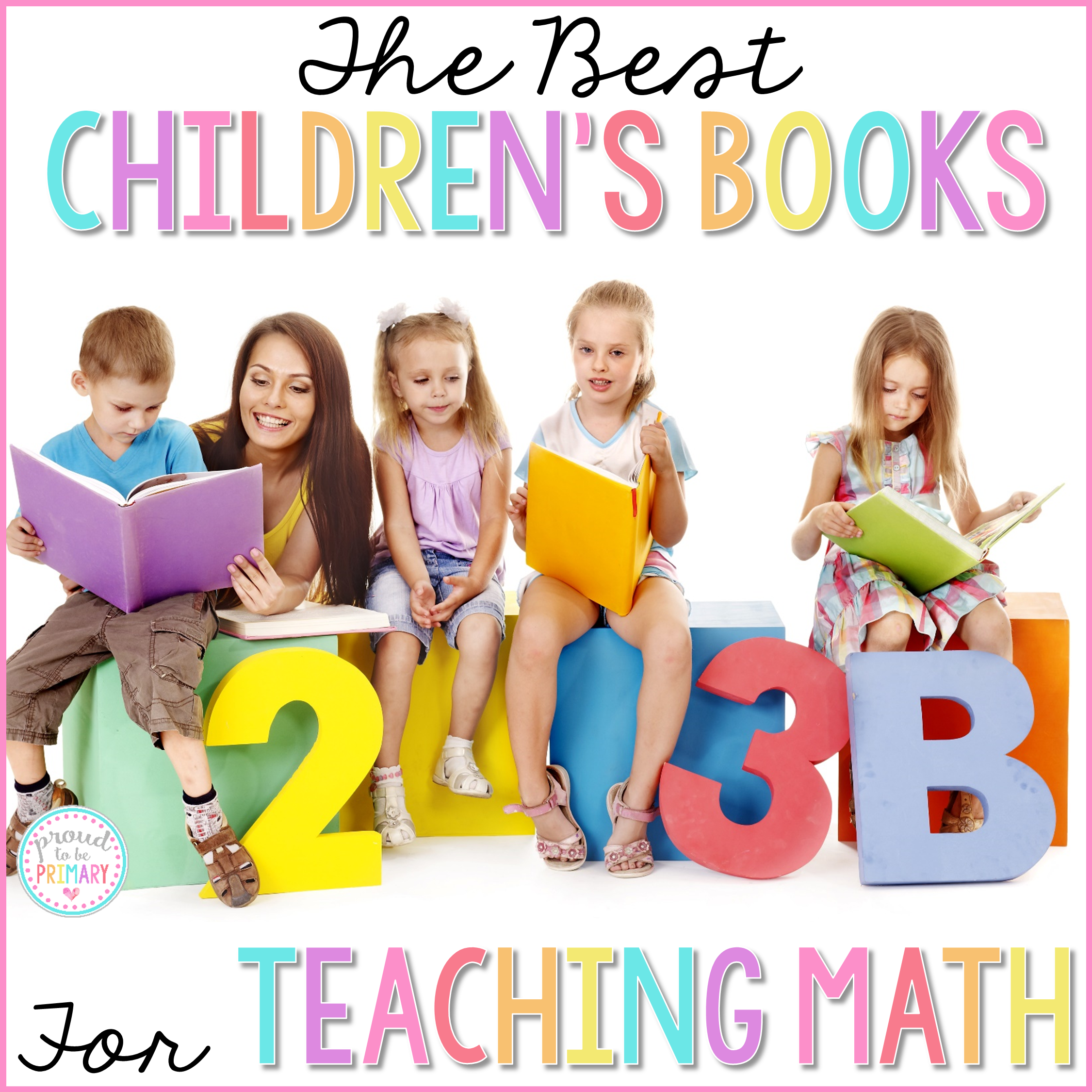 math books for kids to teach math