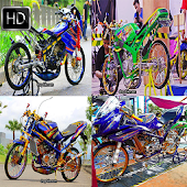 Modifikasi Thailook Kawasaki Ninja 150