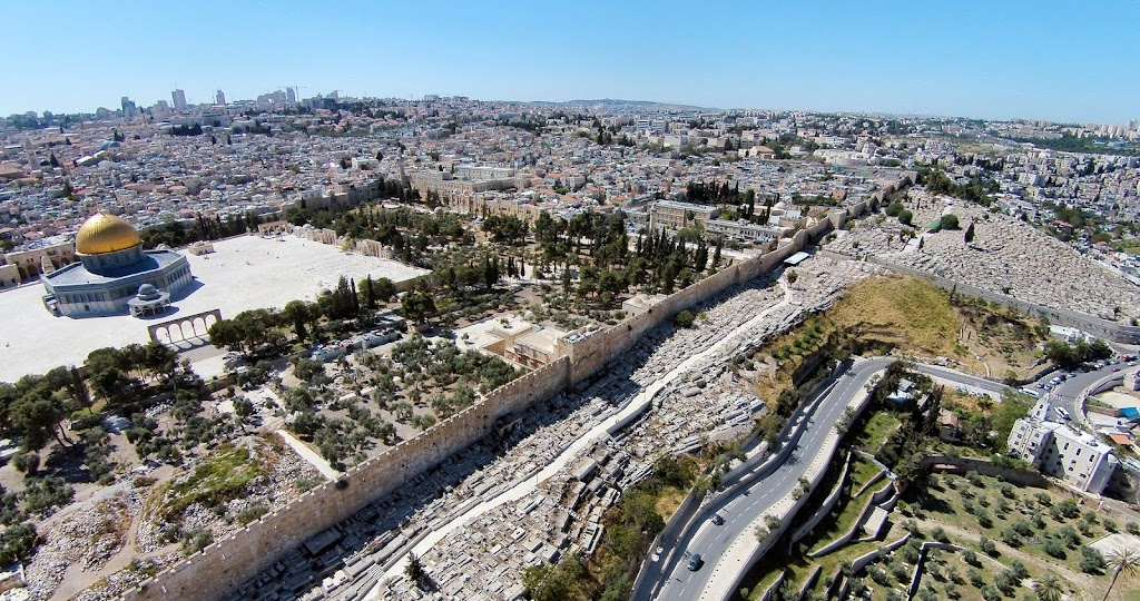 Top 6 Lessons from the Holy Land with Dr. Wayne Stiles