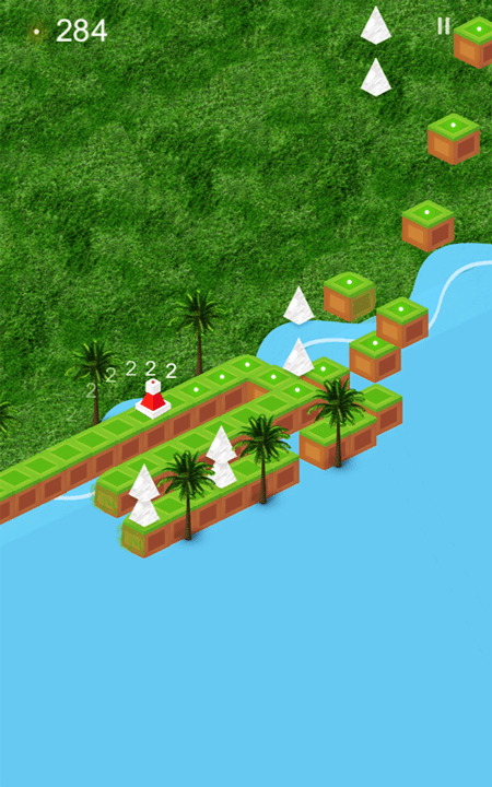 Jump Adventure - 50 Levels- screenshot