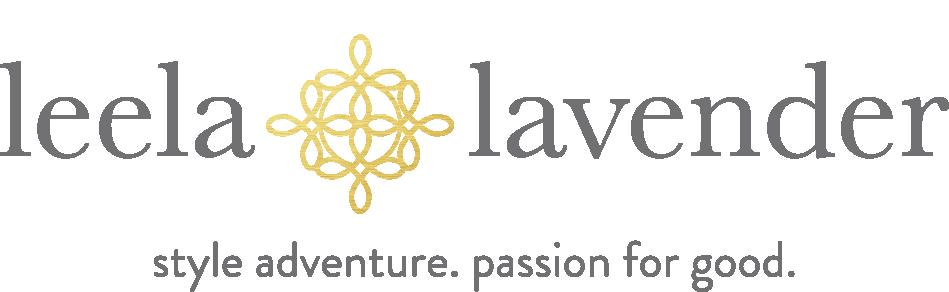 Leela and Lavender Logo