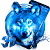 3D Ice Wolf Theme file APK for Gaming PC/PS3/PS4 Smart TV