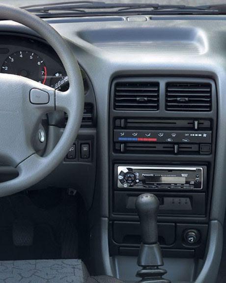 Subaru Justy 1996-2002