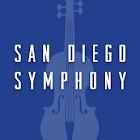 San Diego Symphony icon