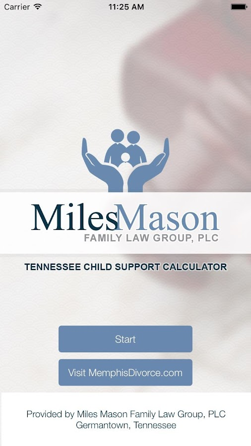 TN Child Support Calculator Android Apps on Google Play – Tennessee Child Support Worksheet