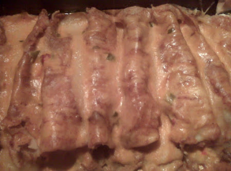 Cheesy Chicken Enchiladas Recipe